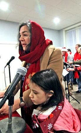 Groton Interfaith Council Community Tree Lighting - December 2, 2018