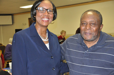 Lavonta Williams for City Council Announcement Feb 9, 2013