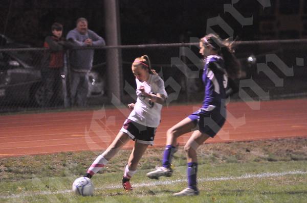 Girls; Ellsworth vs John Bapst; October 11th, 2012