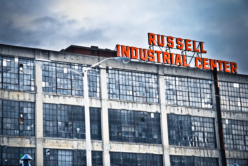 Russell industrial center sign.jpg