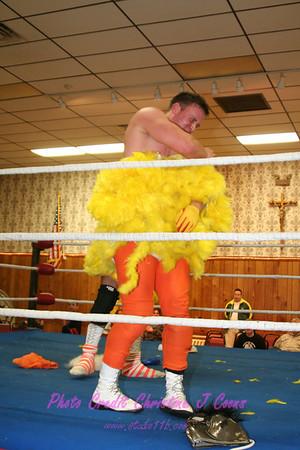 06 Yellow Feathers vs Santa