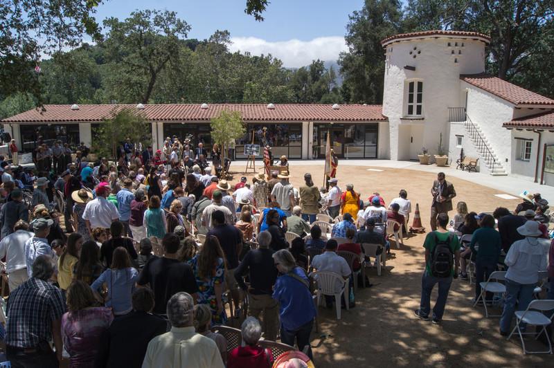 20120609009-King Gillette Santa Monica Mountain Visitor Center Opening.jpg