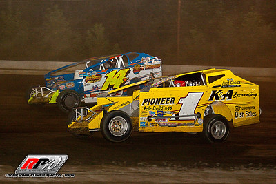 Bridgeport Speedway - 8/24/19 - John Cliver