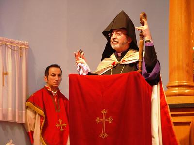 Ordination of Dn. Murad Demirjian