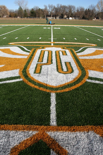 presentation college football logo