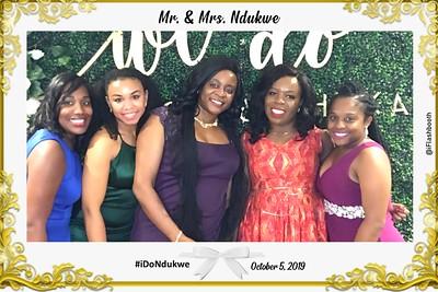 Mr. & Mrs. Ndukwe Wedding