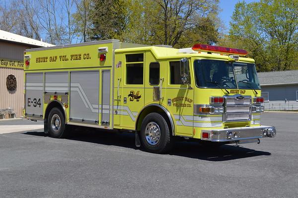 Company 34 - Short Gap Fire Company
