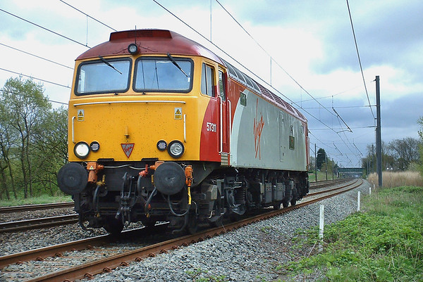 28th April 2004: Carnforth and Broughton