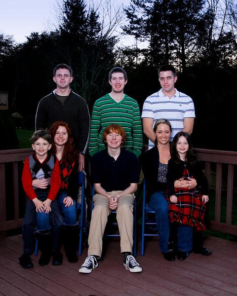 Annual Cousins Portrait -- 2011