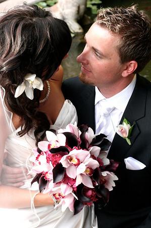Janelle & Chad Wedding