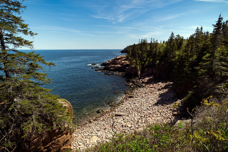 Acadia National Park, Monument Cove