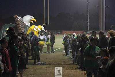 2010-2011 Varsity Football Season