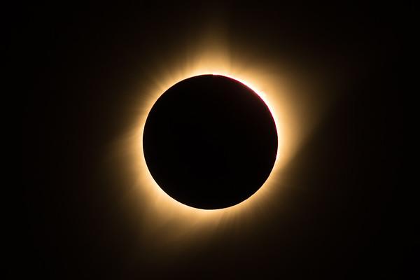2017 Solar Eclipse - Idaho