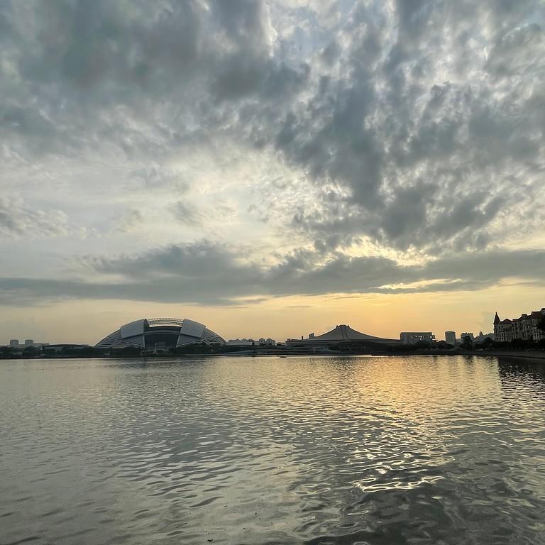 Singapore Indoor Stadium and National Stadium