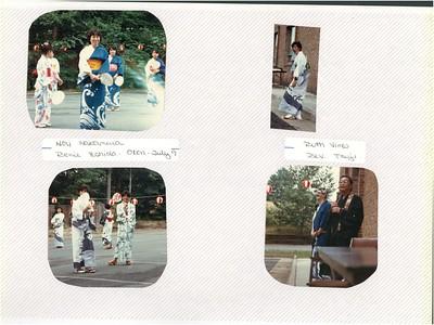 7-9-1988 Ekoji Temple Obon