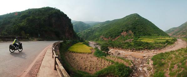 Cycling Yunnan 2013