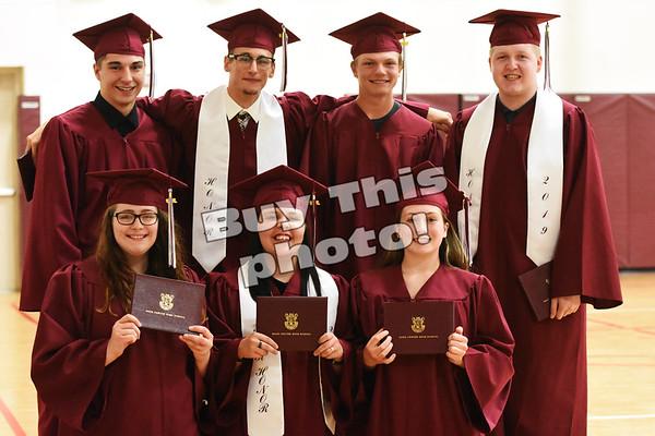 Sauk Centre Graduation