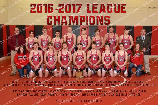 Wrestling Champs 2017