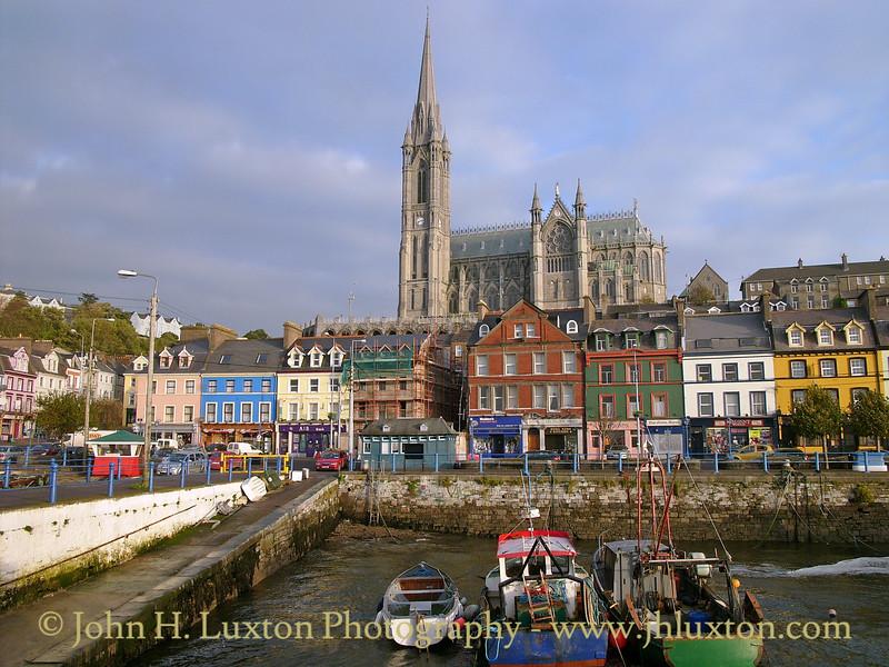 Cóbh, County Cork, Eire - October 27, 2005