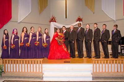 Longmire Wedding