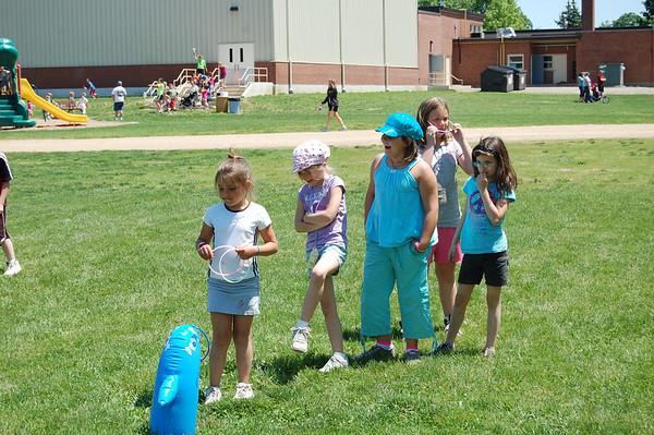 Rachel's Fun Day at School-2011
