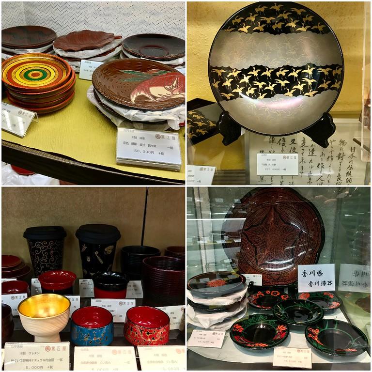 Kuroeya Japanese Lacquerware