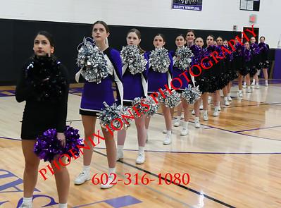 1-11-2020 - Northwest Christian v Pusch Ridge - Girls Basketball Game