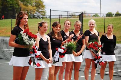 Womens Tennis vs. UNC Greensboro