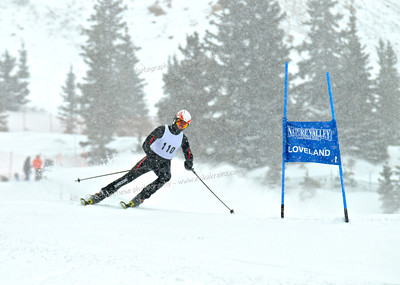 2-1-13 CHSAA GS at Loveland - Mens Run #1