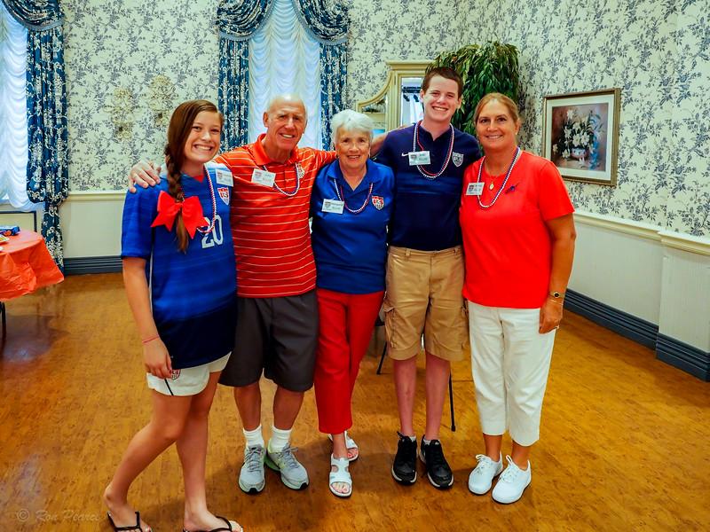 2015 USA Women's World Cup Soccer Championship