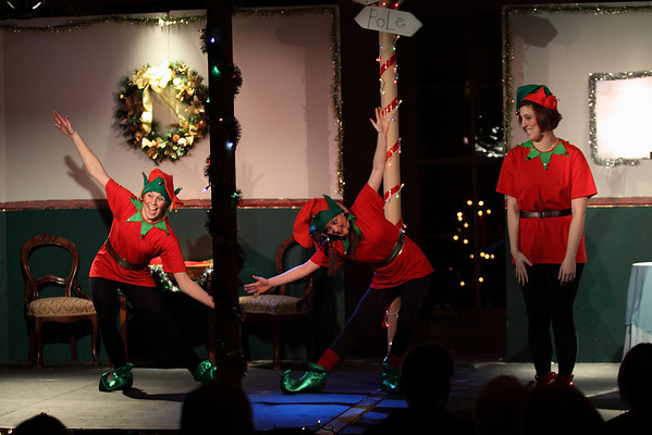 """Eat, Drink & Be Merry"" A Holiday Cabaret"
