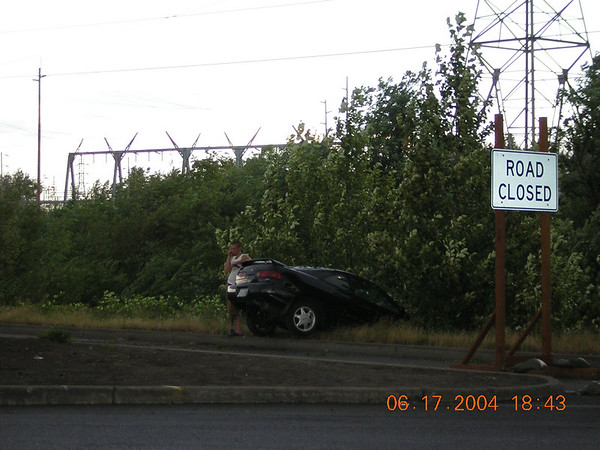 04-06-18 evening ride 35 miles transalp crash