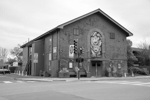 Stokley B&W Lafayette Townhall Theater