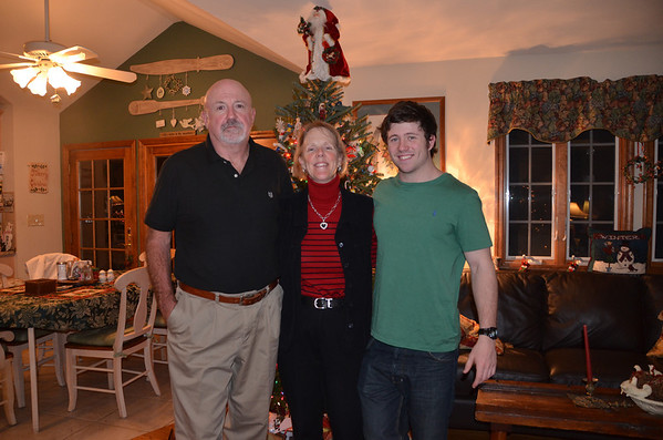 Christmas 2011- Mazza's