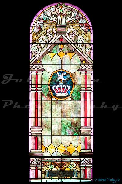 Sacred Heart Catholic Church, Red Bluff, CA, opened in 1906.