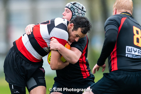 A.S.R.V. Ascrum 1 vs RC Groningen 1 - 8 May 2021
