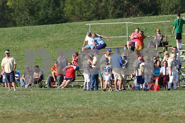 LLF-JR-Lexington Indians vs Higginsville Gold 10-6-07 Part 1 of 2