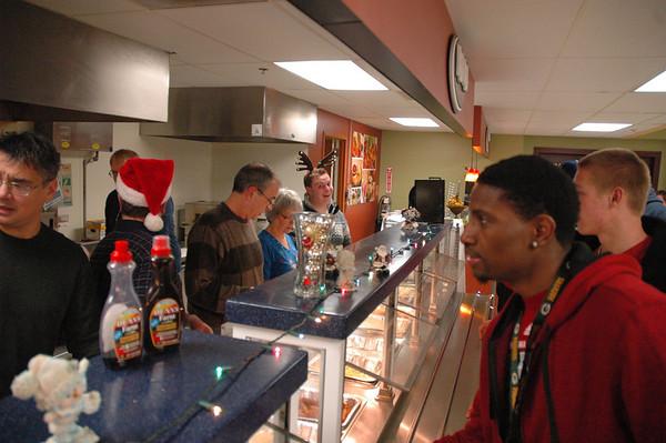 Pre-Finals Breakfast Dec 2011