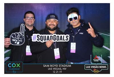 Cox Club House Las Vegas Bowl 2019