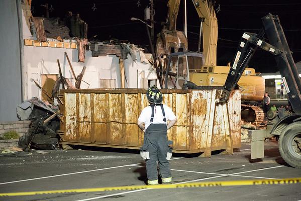 Woodbury Hts Station Fire