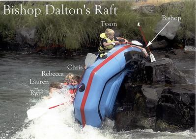 2002 - 07 CM rafting the Deschutes