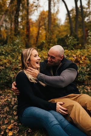 Jillian and Nick Engagement