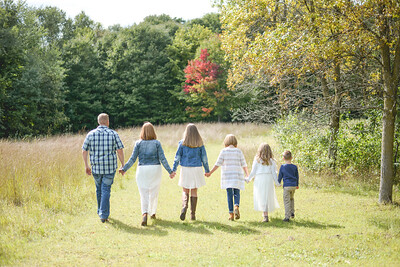 Gibson Family Fall 2019