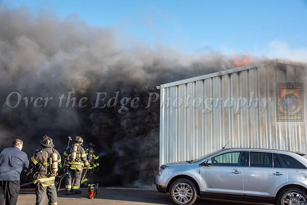Hempstead 2nd Alarm Building Fire 03/26/2021