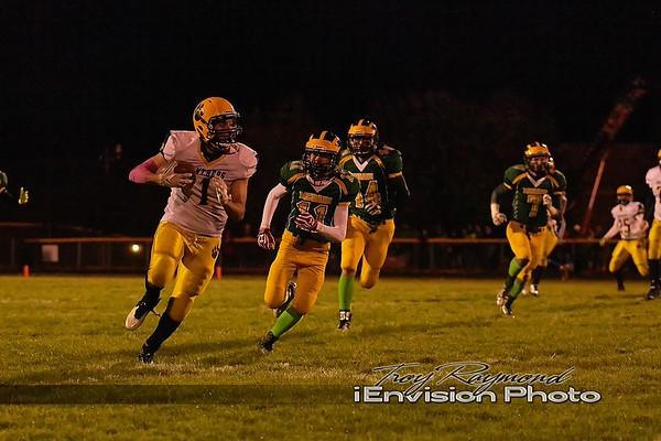 McBain Varsity Football 10-16-15