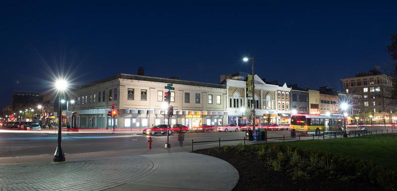2015 Iowa City at Night