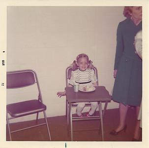 Mary Ann & Bill Flinn 2/26/1972