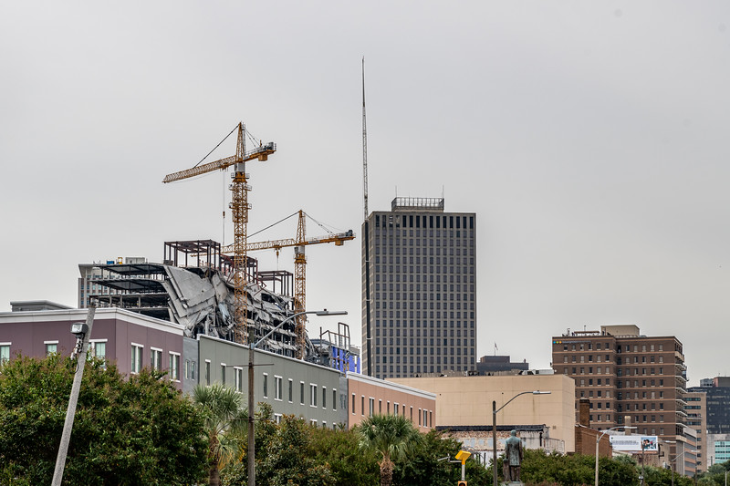 The Collapsed Hard Rock Cafe Construction