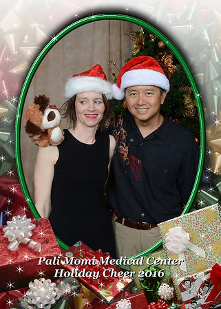 HPH Pali Momi Physicians Holiday Party 12-3-16