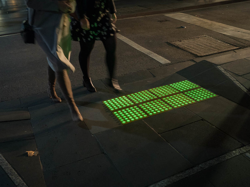 Pavement traffic lights (mid-2017)